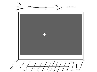 パソコンがぁぁぁ!