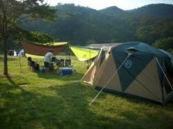 芦田湖キャンプ場1