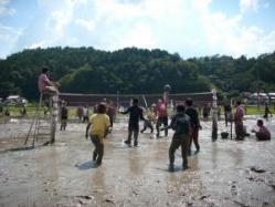 泥んこバレー2