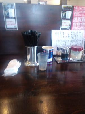 武吉兆パート2 広いテーブル