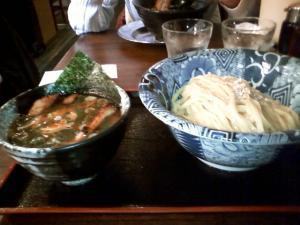 いっとうや 付け麺¥700