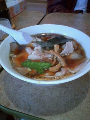ひぐまチャーシュー麺