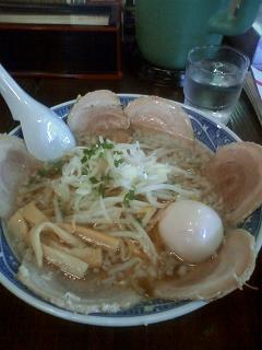 らーめん膳亀田店膳らーめん650¥)