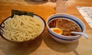 大勝軒 付け麺 (普通300g)¥680