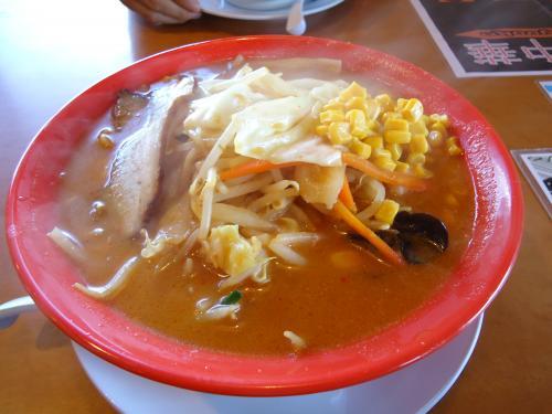 福麺 味噌らーめん¥700