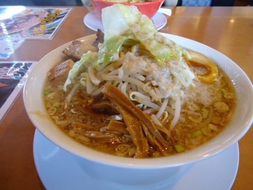 男の福麺 ¥900