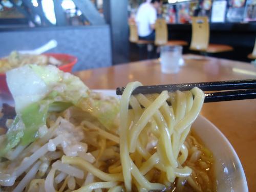 福麺 太麺
