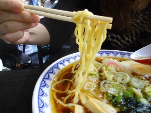ミューミサしょうゆ麺