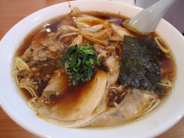 ヒグマ 新大前 チャーシュー麺