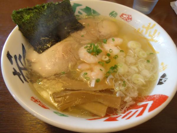 潮ラーメン ¥760
