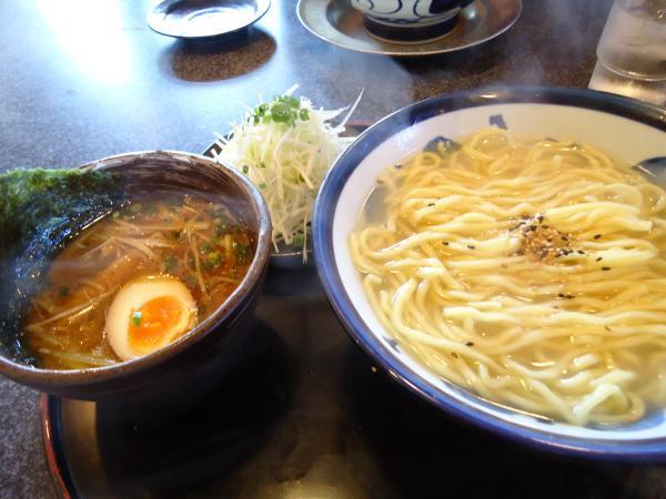 ネギつけ麺 温麺 ¥830