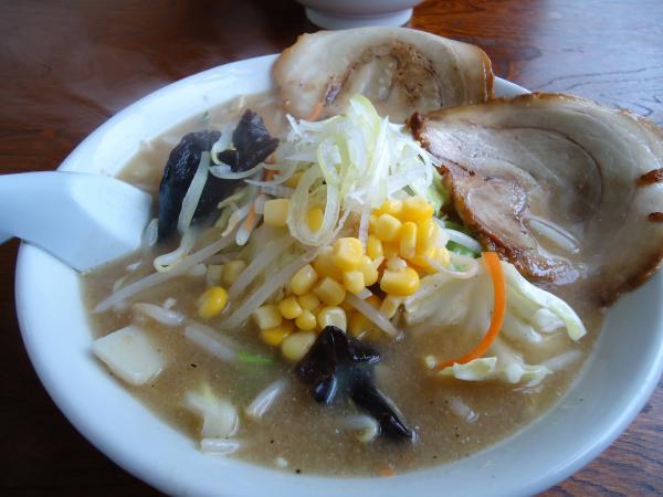 野菜味噌らーめん ¥840