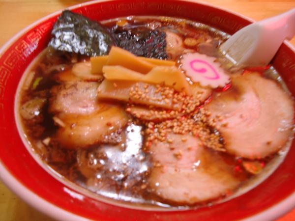 チャーシュー麺 ¥750