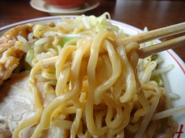 のろし 太麺
