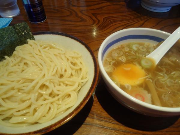 大勝軒 一番 つけ麺(普通)¥680