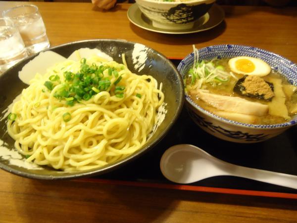 「しゃがら」つけ麺¥730
