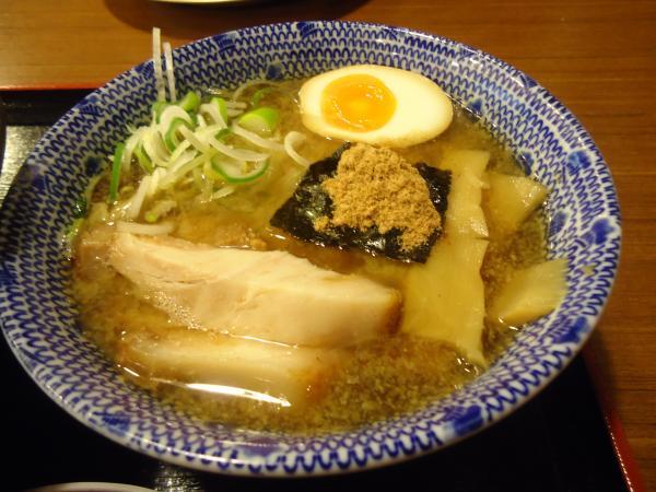 つけ麺スープアップ