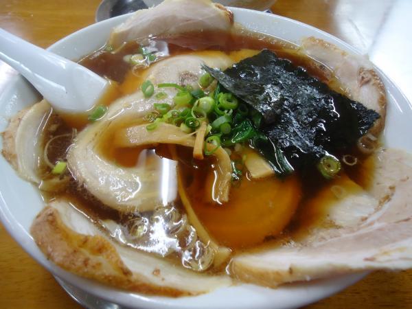 チャーシューメン ¥780