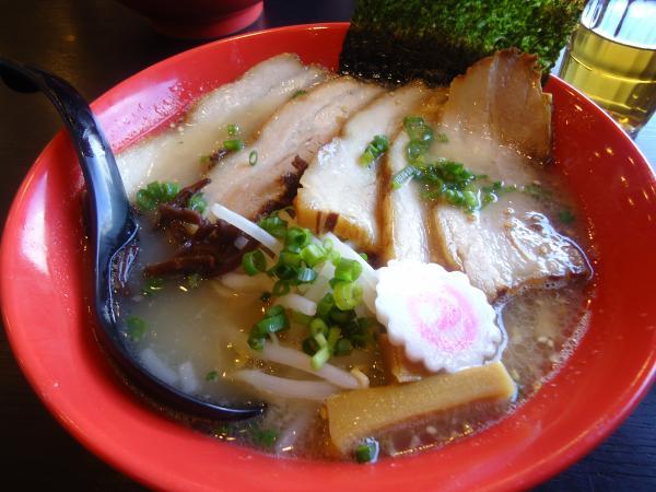 潮豚バラ麺 ¥950