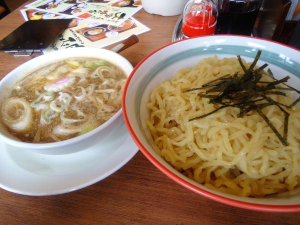 大安食堂「つけ麺」¥730