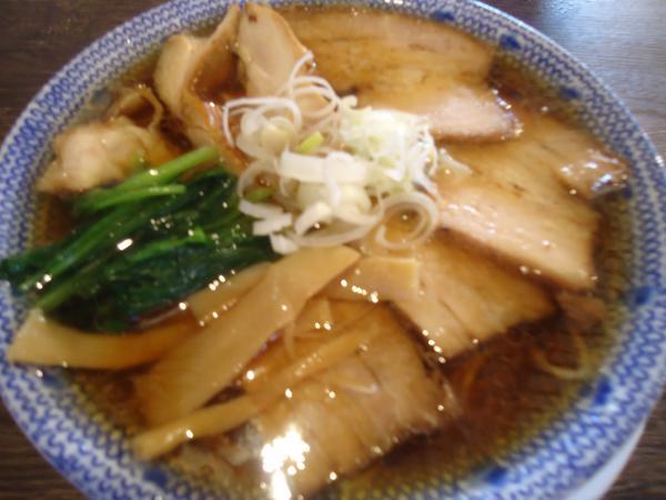 チャーシューメン ¥800