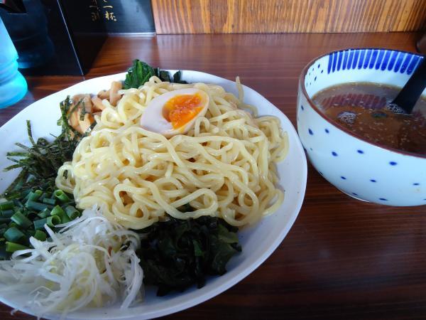 つけ麺¥800