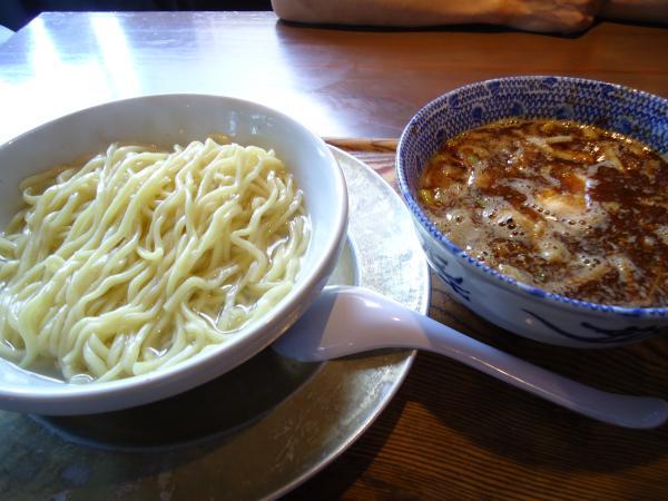 だるまや「つけ麺」¥750
