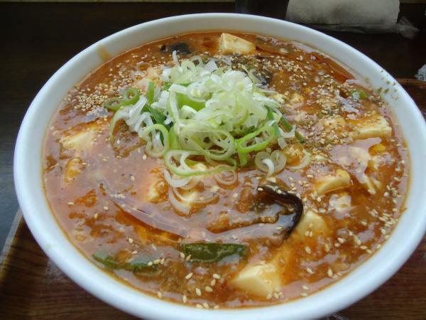 汁なしマーボー麺 ¥730