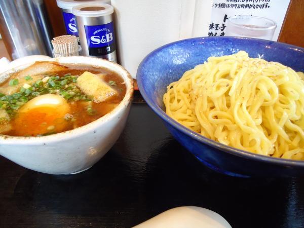 和風つけ麺 ¥730