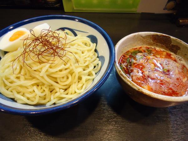 麺や勝 辛つけ麺 ¥780