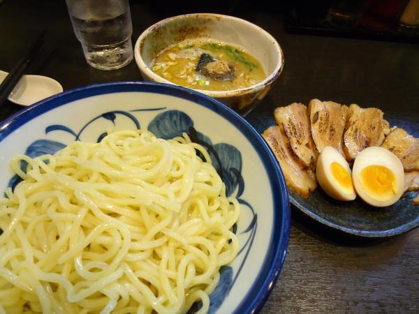 麺や勝 特製つけ麺 ¥950