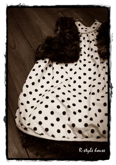 リメイク子供服