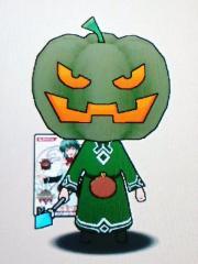 緑かぼちゃ@リチャード