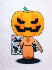 かぼちゃ頭@エリオット