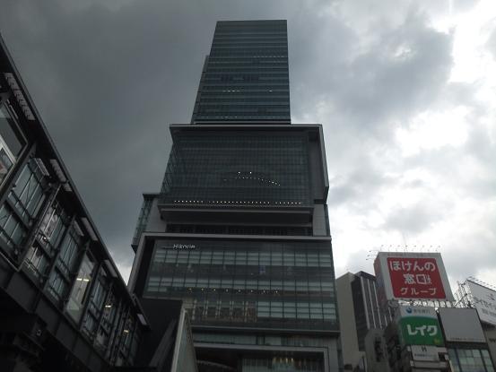 渋谷ヒカリエ全体
