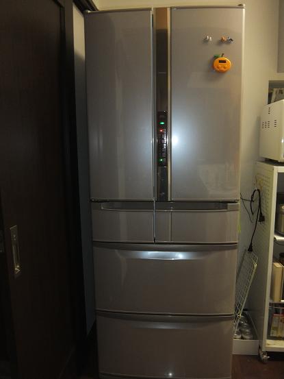 新 冷蔵庫