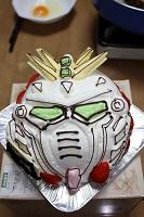 ケーキ:ガンダム