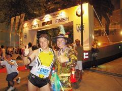 2010.10.09 レース終了後