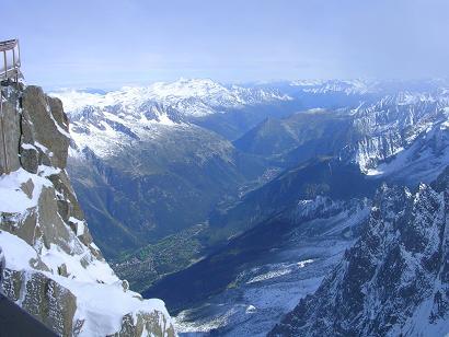 山からの風景1
