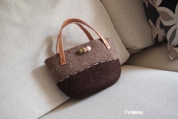トートバッグです。