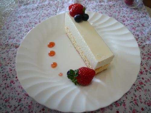 チーズケーキ♪1