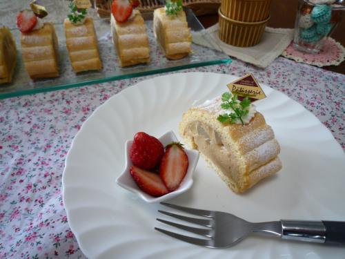 ミルクティーケーキ10