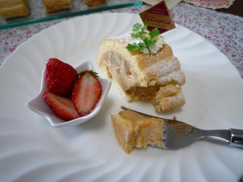 ミルクティーケーキ11