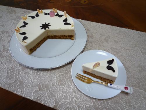 コーヒームースケーキ3