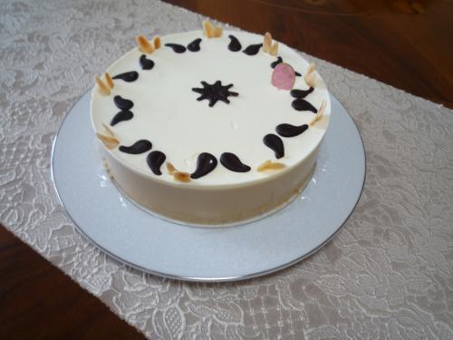 コーヒームースケーキ1