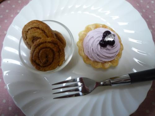 カシスケーキc