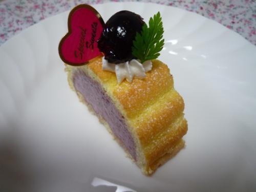 チェリームースケーキc1
