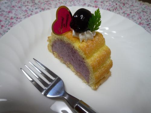 チェリームースケーキc2