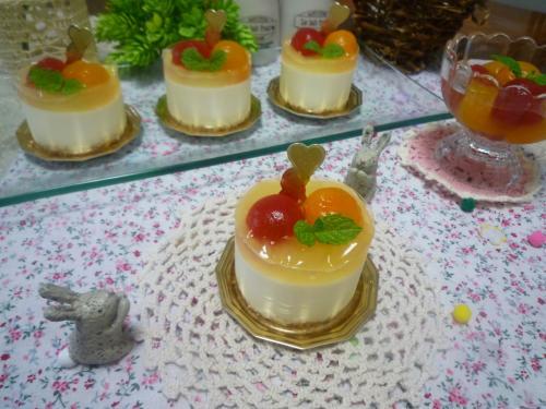 カルピスチーズケーキb
