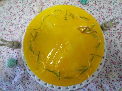 レモンライムヨーグルトケーキb